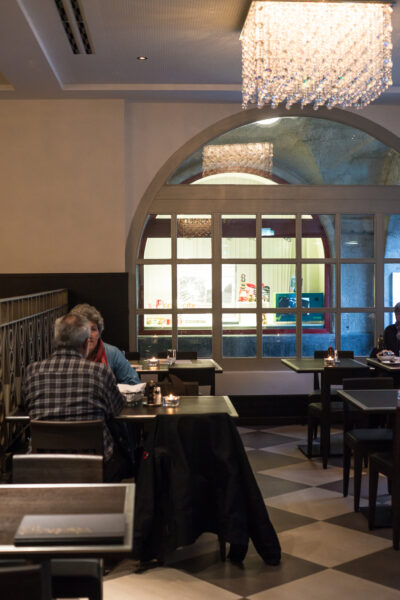 Restaurant Volkshaus 1914