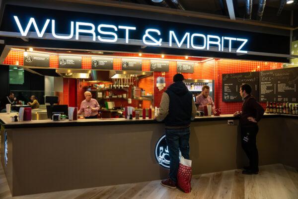 Restaurant Wurst und Moritz, Bern
