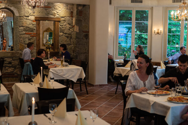 Ristaurante Pizzeria La Vita, Bern