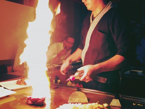 Teppanyaki-Restaurant «Taishi»