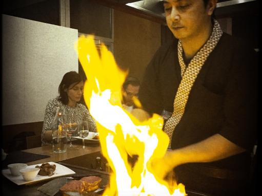 Teppanyaki-Taishi